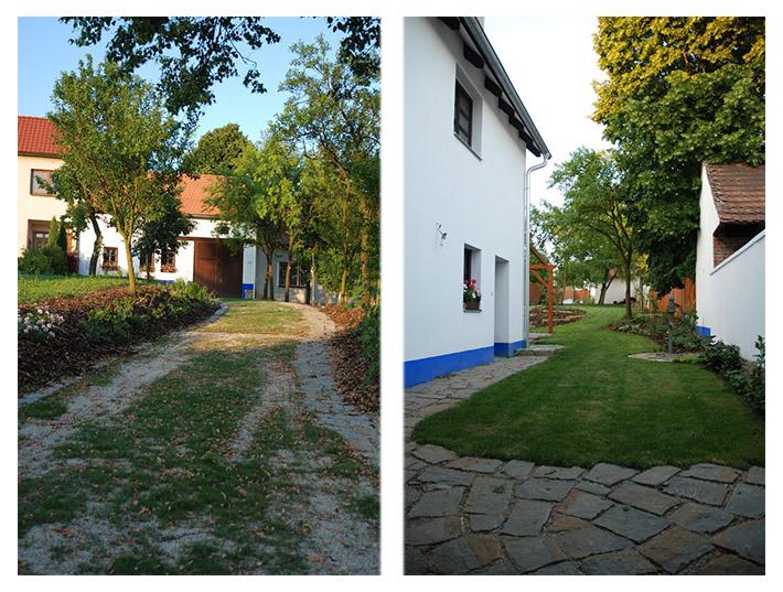 zahrada-projekce vlčnov venkovská zahrada