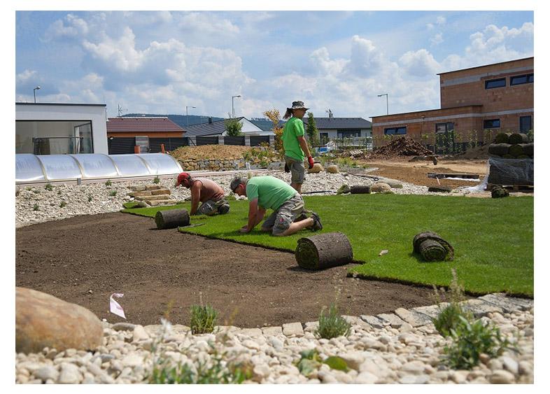 zahrada-projekce zahrada holešov